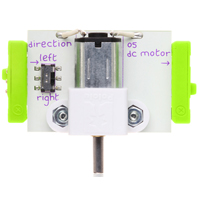 littleBits Electronics DC MOTOR