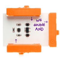 littleBits Electronics DOUBLE AND