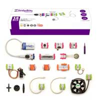 littleBits Electronics Little Bits Kit - Premium