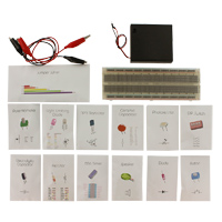 Sparkle Labs Discover Electronics - Beginner Electronic Kit