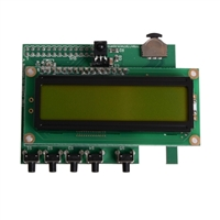 MCM Electronics PiFace Control and Display Board for Raspberry Pi