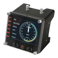 Saitek Industries Pro Flight Instrument Panel