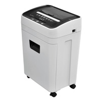 Gear Head PS8500MXW 75 Sheet Auto Feed Micro-Cut Shredder with CD/DVD Slot - 6 Gal.