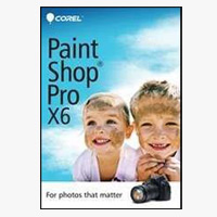 Corel PaintShop Pro v.X6.0 (PC)