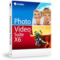 Corel Photo Video Suite v.X6 (PC)