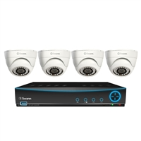 Swann Communications DVR9-4200 TruBlue 960H 9 Channel DVR with 1TB HDD & 4 x PRO-642 Cameras
