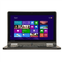 "Lenovo Thinkpad Yoga 12.5"" Convertible Ultrabook - Carbon Fiber Black"