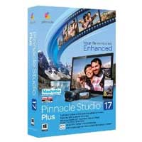 Corel PINNACLE STUDIO 17 PLUS