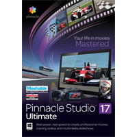 Corel Pinnacle Studio 17 Ultimate (PC)