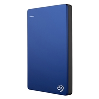 "Seagate Backup Plus 2TB SuperSpeed USB 3.0 2.5"" Portable External Hard Drive - Blue"