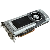 EVGA NVIDIA GeForce GTX 780 Ti Superclocked 3072MB GDDR5 PCIe 3.0 x16 Video Card