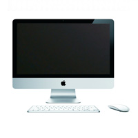 Apple iMac MB950LL/A Desktop Computer Pre-Owned