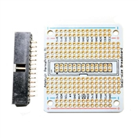 MCM Electronics Small-Size Perma Board Project Board