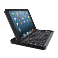 Kensington KeyCover Hard Shell Keyboard for iPad mini with Retina display - Black