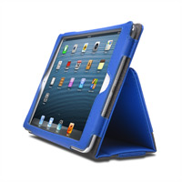 Kensington Portafolio Soft Folio Case for iPad mini with Retina display - Blue