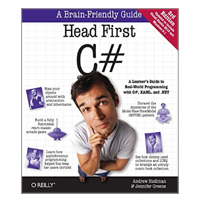 O'Reilly Head First C#, 3rd Edition