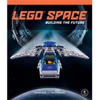 No Starch Press LEGO SPACE