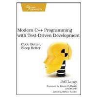 pragmatic MODERN C++ PROG TEST-DRIV