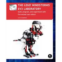 No Starch Press LEGO MINDSTORMS EV3