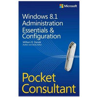 Microsoft Press WINDOWS 8.1 ADMIN POCKET
