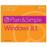 Microsoft Press WINDOWS 8.1 PLAIN SIMPLE