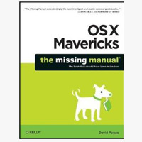 O'Reilly OS X MAVERICKS MISSING MA