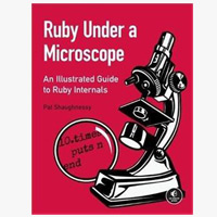 No Starch Press RUBY UNDER A MICROSCOPE