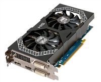 HIS R7 260X iPower IceQ 1024 MB GDDR5 AMD Video Card