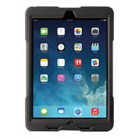 Kensington BlackBelt 1st Degree Rugged Case for iPad Air - Black