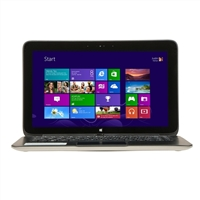 "HP Pavilion 13-p110nr x2 13.3"" Tablet / Laptop Computer - Silky Soft Touch Graphite"