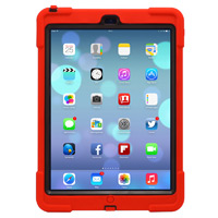 The Joy Factory aXtion Bold for iPad Air - Red/Black