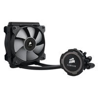 Corsair Hydro Series H75 High Performance Liquid CPU Cooler