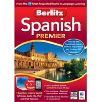 Nova Development Berlitz Spanish Premier (PC/Mac)