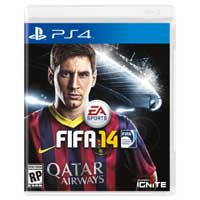 Electronic Arts PS4 FIFA SOCCER 14