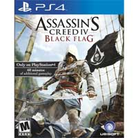 Ubisoft PS4 AC IV: BLACK FLAG