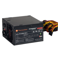 Thermaltake Purepower 350 Watt ATX Power Supply - Refurbished