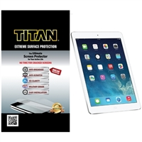Titan Screen Protectors Titan Screen Protector for iPad Air - Extreme Surface Protection
