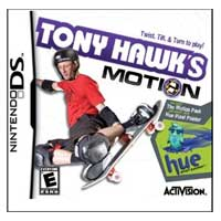 Nintendo Tony Hawk's Motion (DS)