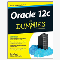 Wiley ORACLE 12C FOR DUMMIES