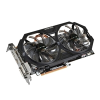 Gigabyte GV-R927OC-2GD AMD Radeon R9 270 Overclocked 2048MB GDDR5 PCIe 3.0 x16 Video Card