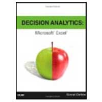 Sams DECISION ANALYTICS EXCEL