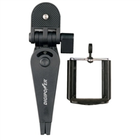 Digipower Mini Pocket Tripod with Cellphone Holder and Universal Camera Mount