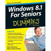 Wiley WINDOWS 8.1 SENIORS DUMMI