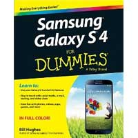Wiley SAMSUNG GALAXY S4 DUMMIES
