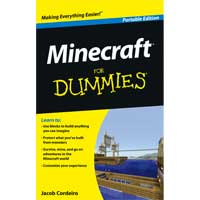 Wiley Minecraft For Dummies, Portable Edition