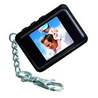 "Coby Electronics 1.5"" Digital Photo Keychain"