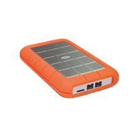 LaCie Rugged Triple USB 3.0 External Hard Drive