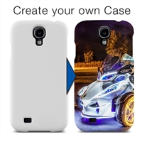 Micro Center Samsung Galaxy S 4 Custom Designed Cover - Matte (Glow in the Dark)