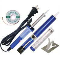Elenco Solder Tool Kit (SR-1, SP-4, SW-3, LF-99)