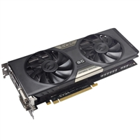 EVGA 02G-P4-2776-KR NVIDIA GeForce GTX 770 Superclocked w/ACX Cooler 2048MB PCIe 3.0x16 Video Card
